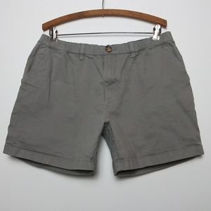 "Chubbies 5.5"" Stretch Originals gray shorts XXL"